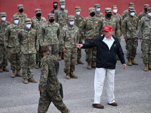 Grazie a Trump migliaia di soldati americani via da Afghanistan e Iraq