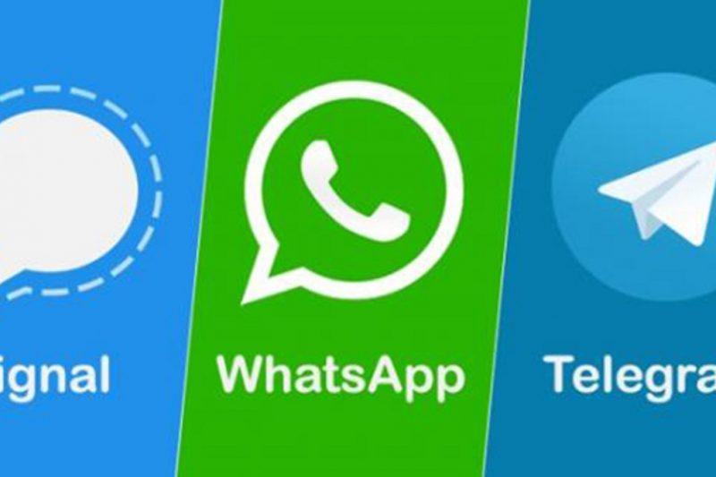 WhatsApp, è fuga verso Signal e Telegram: cosa sta spaventando utenti