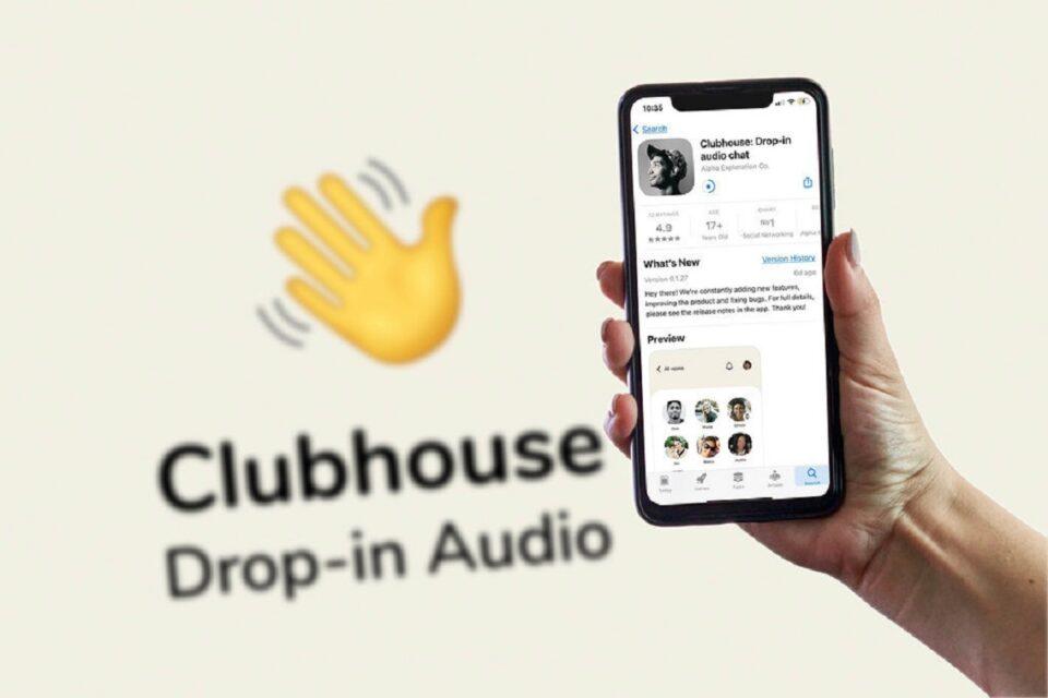 clubhouse app come funziona