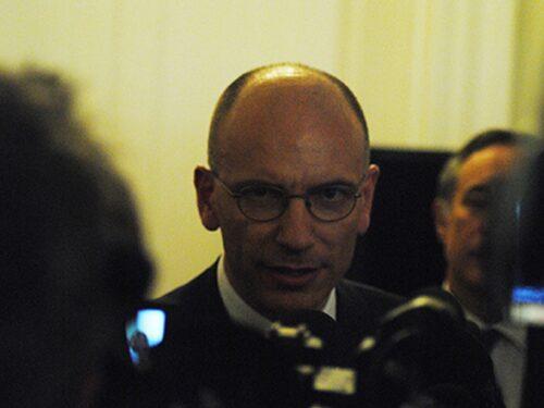 Enrico Letta segretario del Pd: cacciato dalla porta, rientra dalla finestra per fare parafulmine