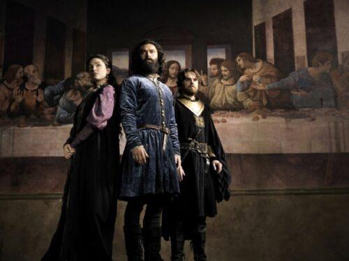 Leonardo omosessuale e omicida: la Serie Tv che stravolge la vita del genio