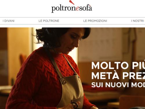 Poltronesofà multata per pubblicità ingannevole: artigiani del falso?