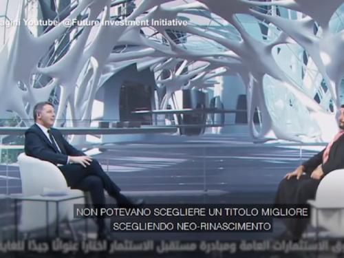 Renzi e i rapporti imbarazzanti con l'Arabia Saudita