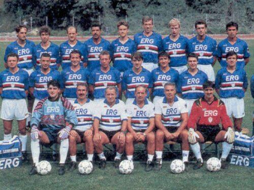 Trent'anni fa la Sampdoria vinceva lo scudetto: l'ultimo romantico prima dello strapotere del denaro