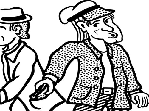Occhio al trucco della giacca per derubarti: come funziona