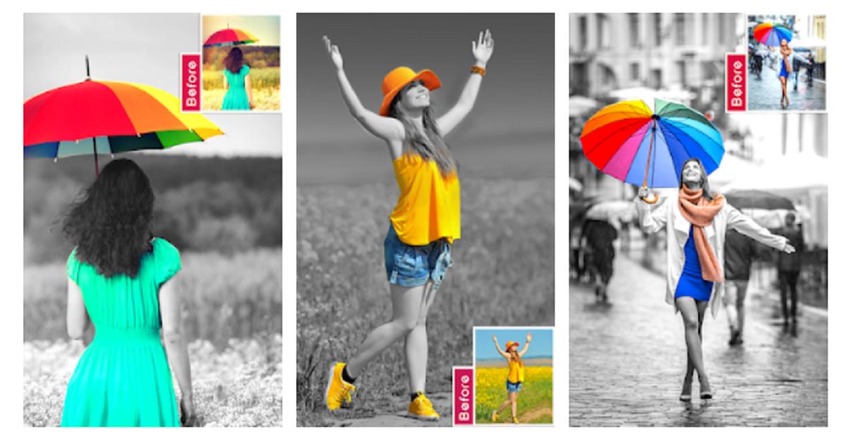 color splash effect app