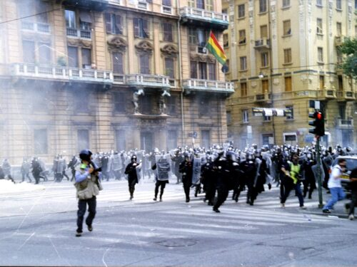 Vent'anni fa il G8 di Genova: capolinea della protesta politica in Italia