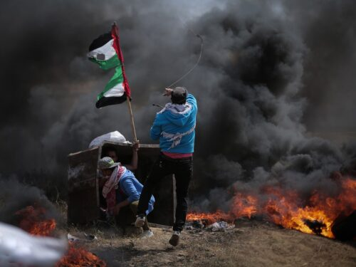 Gaza, the actual situation between Israel and Palestine