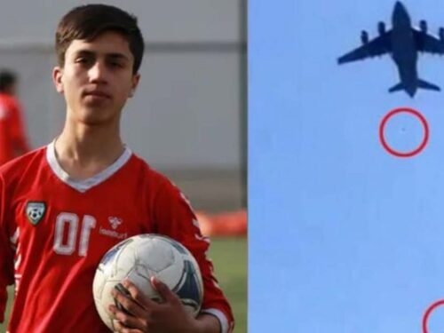 Afghanistan, tra persone cadute su aereo c'era Zaki: chi era il 19enne pieno di speranze