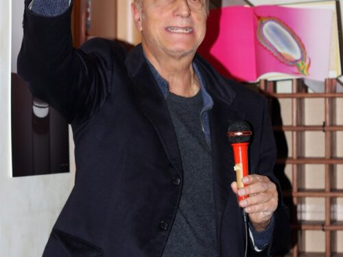 Pippo Franco si candida a Roma: conferma che la capitale è una barzelletta