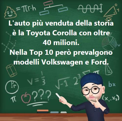 auto ford più vendute