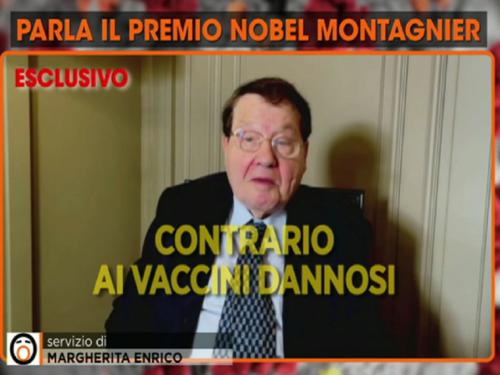 Montagnier in intervista mette in guardia su pericolosità vaccini mRna