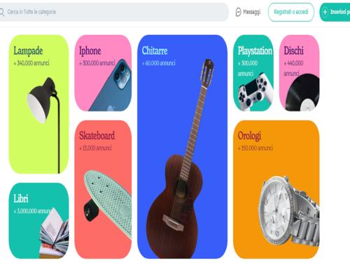 Wallapop: come funziona e commissioni della app per vendere oggetti usati